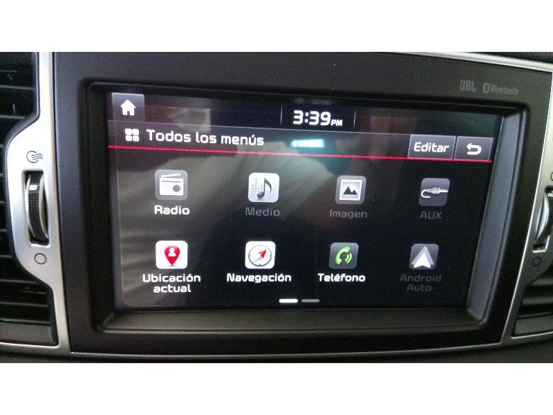 Kia Sportage 1.7 CRDi VGT 85 kW 115 CV 4x2 Eco-Dynam GT Line