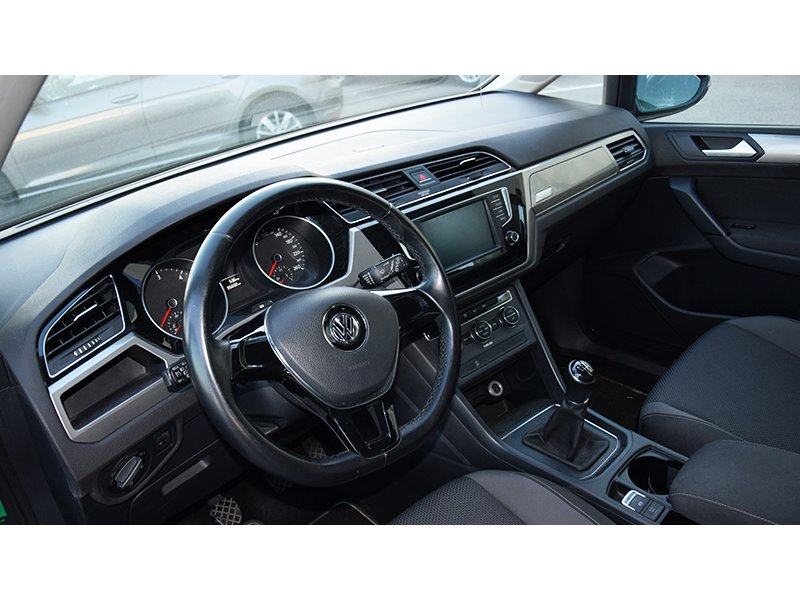 Volkswagen Touran 1.6TDI 110CV BMT EDITION 7 plazas BMT EDITION 7 plazas