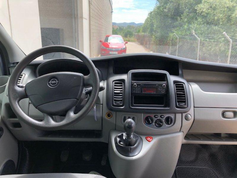 Opel Vivaro 2.0 CDTI 114 CV L2 2.9t Combi-9 -