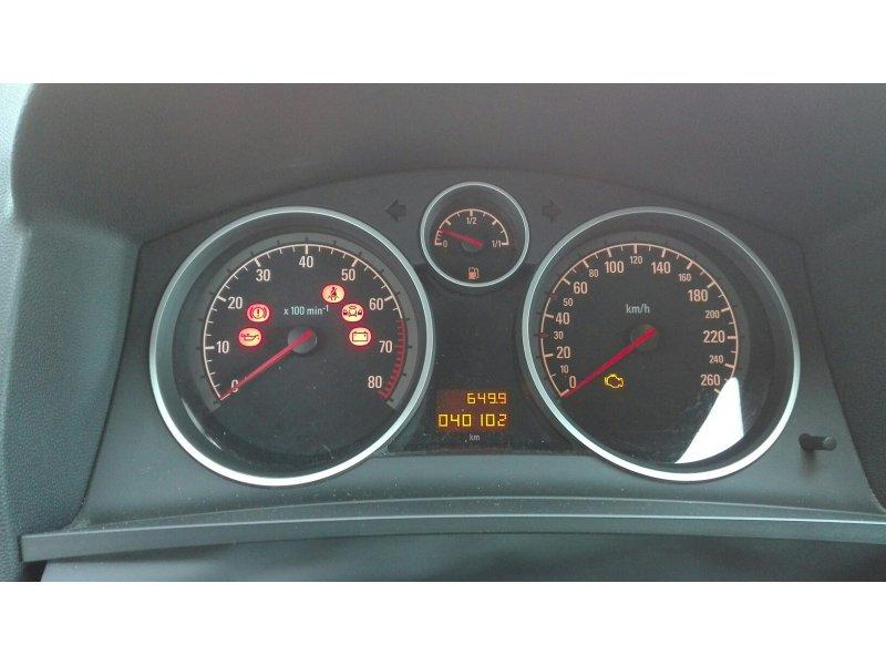 Opel Zafira 1.6 16v Family