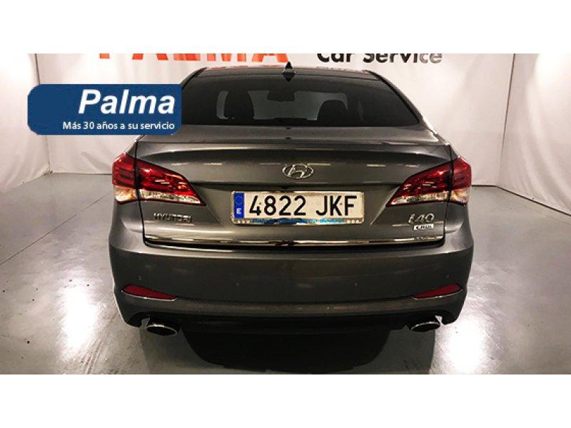 Hyundai i40 1.7CRDI 140CV  TECNO S/S  TECNO S/S