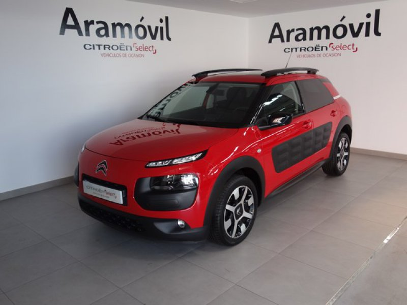 Citroen C4 Cactus BlueHDi 100 ETG6 Shine Edition