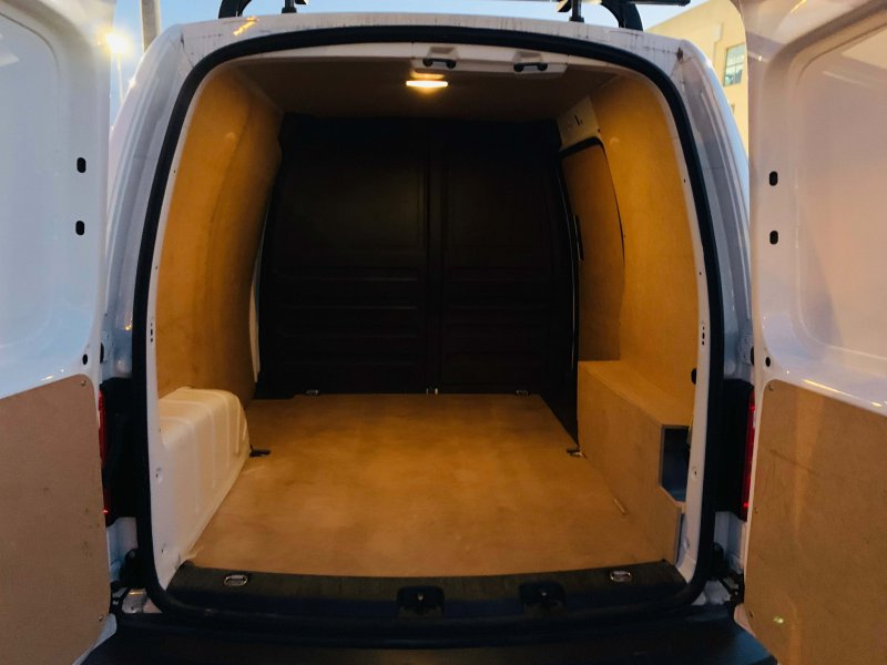Volkswagen Caddy 2.0TDI 75CV  FURGON  FURGON