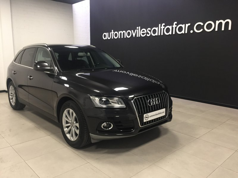 Audi Q5 2.0 TDI 150cv Ambition plus