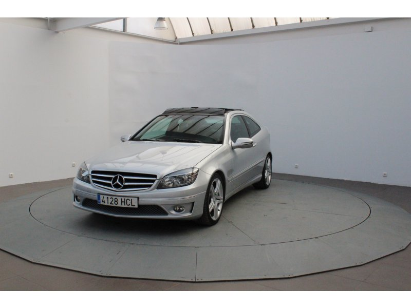 Mercedes-Benz Clase CLC CLC 200 CDI Style Edition