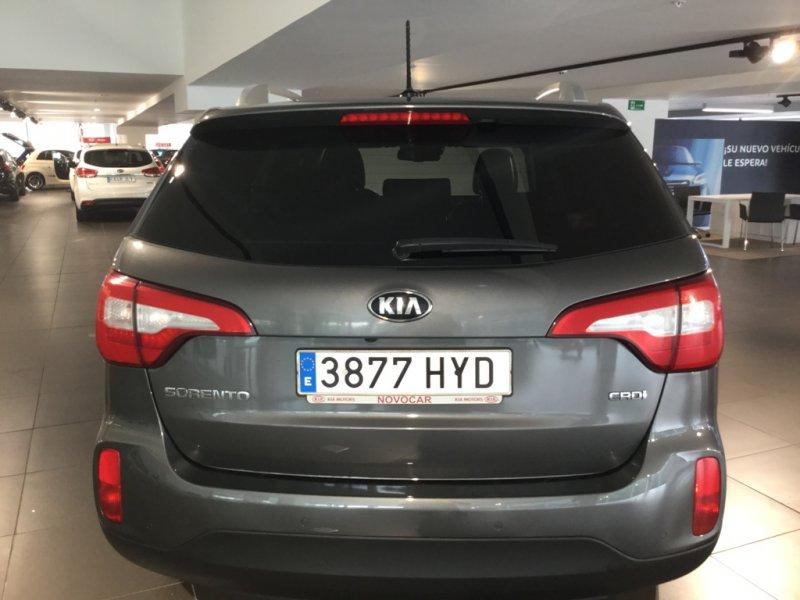 Kia Sorento 2.2 CRDi Automático 4x4 Emotion
