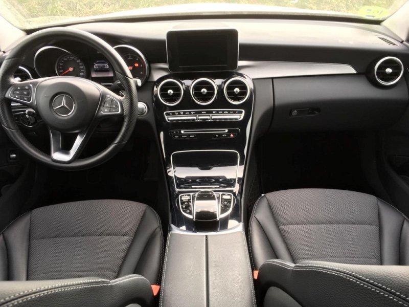 Mercedes-Benz Clase C C220 BlueTEC AMG Line Estate