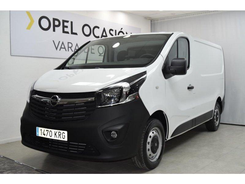 Opel Vivaro 1.6 CDTI 120CV 2900KG L1H1 FURGON EXPRESSION