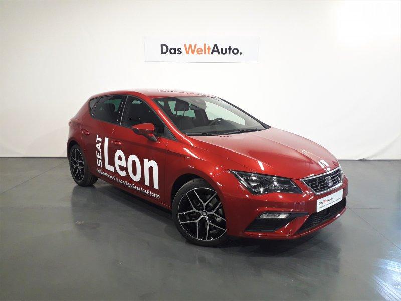 SEAT León 1.5 TSI 110kW (150CV) DSG-7 S&S FR Ed Pl FR Edition Plus