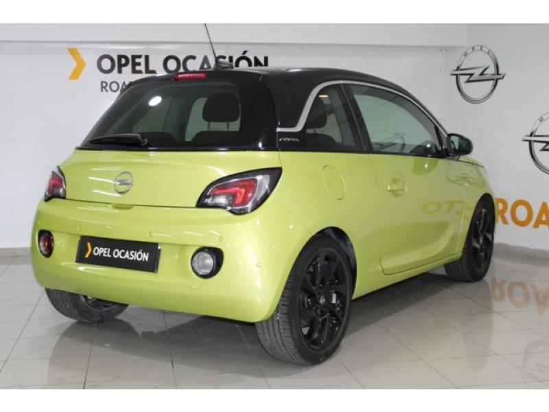 Opel ADAM 1.4 XER 100CV SLAM