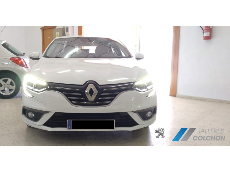 Renault Mégane dCi 110 Sport Limited