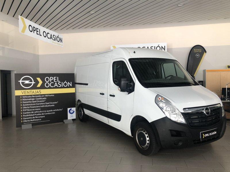 Opel Movano Movano Furgón Tracción delantera L2H2 3500 Kg 2.3  -