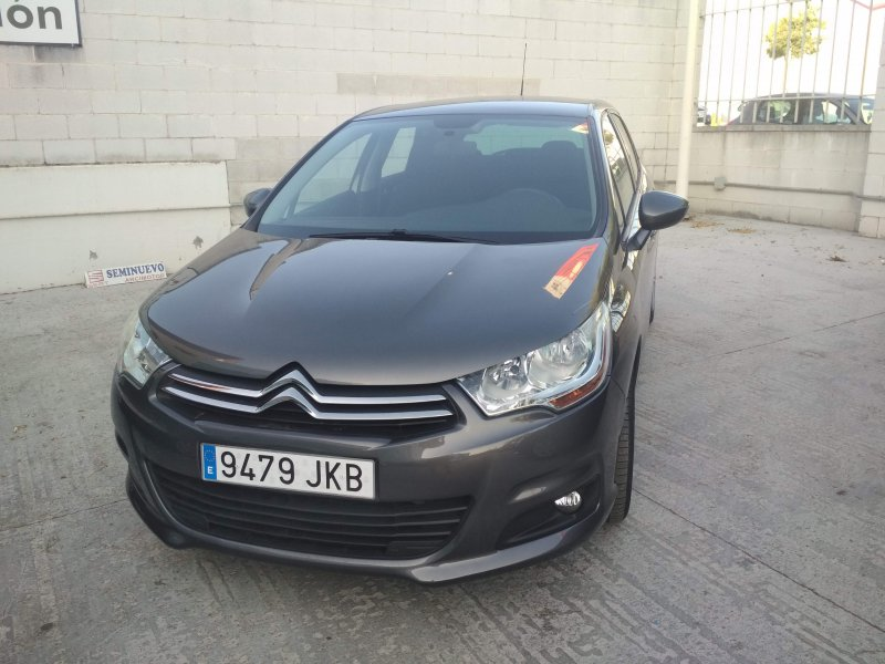 Citroen C4 C4 BlueHDi 100 Feel