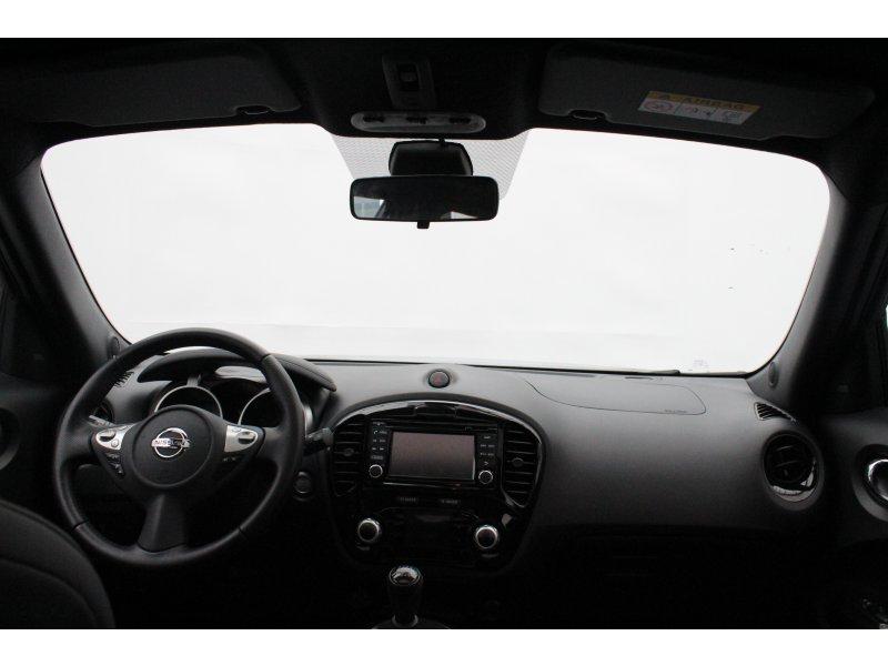 Nissan Juke 1.5 dCi 4X2 TEKNA