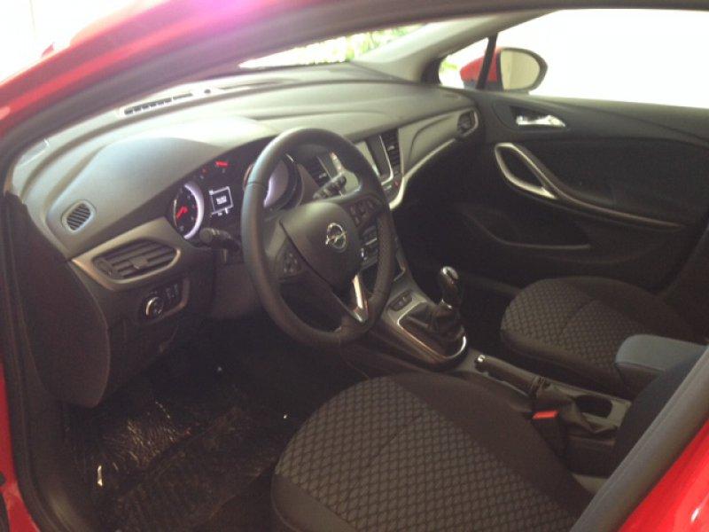 Opel Astra 1.4 Turbo 92kW (125CV) 120 ANIVERSARIO 5P
