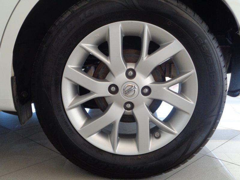 Nissan Note 5p. 1.2G 80CV - GARANTIA SIN LIMITE Acenta