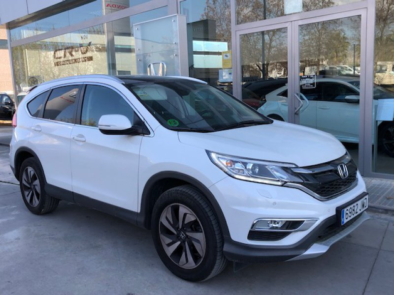 Honda CR-V 1.6 i-DTEC 160 4x4 Aut Executive Sensing