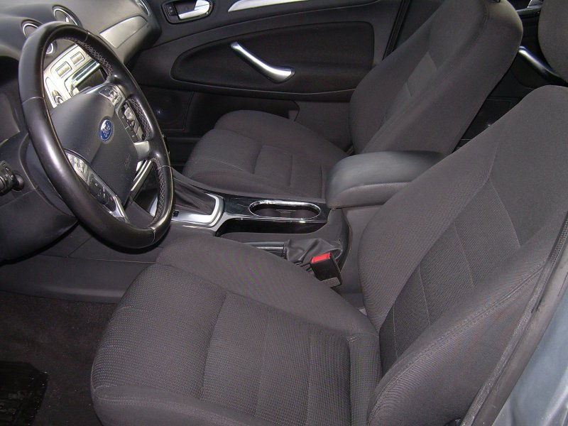 Ford Mondeo 2.0 TDCi 163 DPF Powershift Titanium