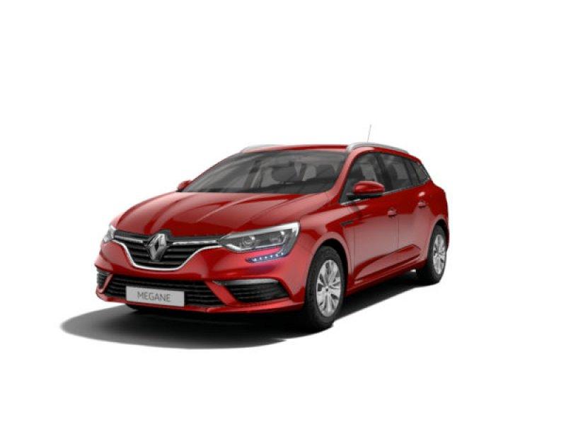 Renault Mégane Sp. Tourer En. TCe 74kW (100CV) Life. OFERTA 2018.
