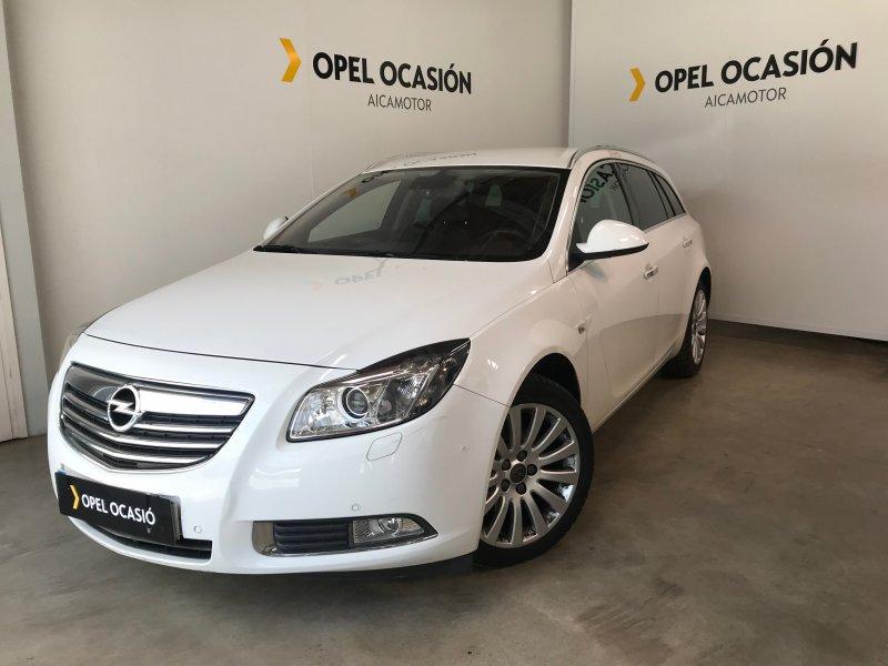 Opel Insignia 2.0 CDTI 160 CV 4x4 Sport Sport