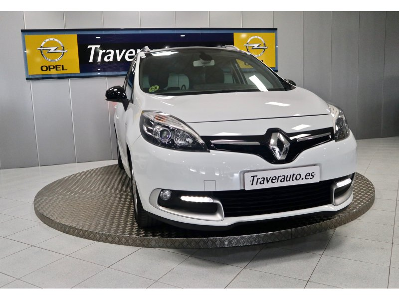 Renault Grand Scénic Energy dCi 130 eco2 5p Limited