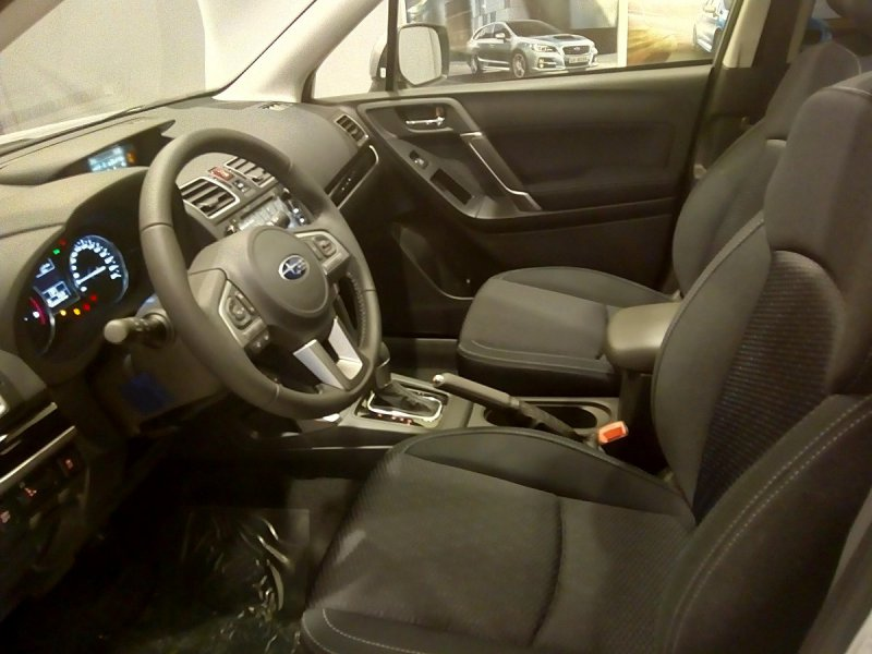 Subaru Forester 2.0 TD Lineartronic Sport Plus