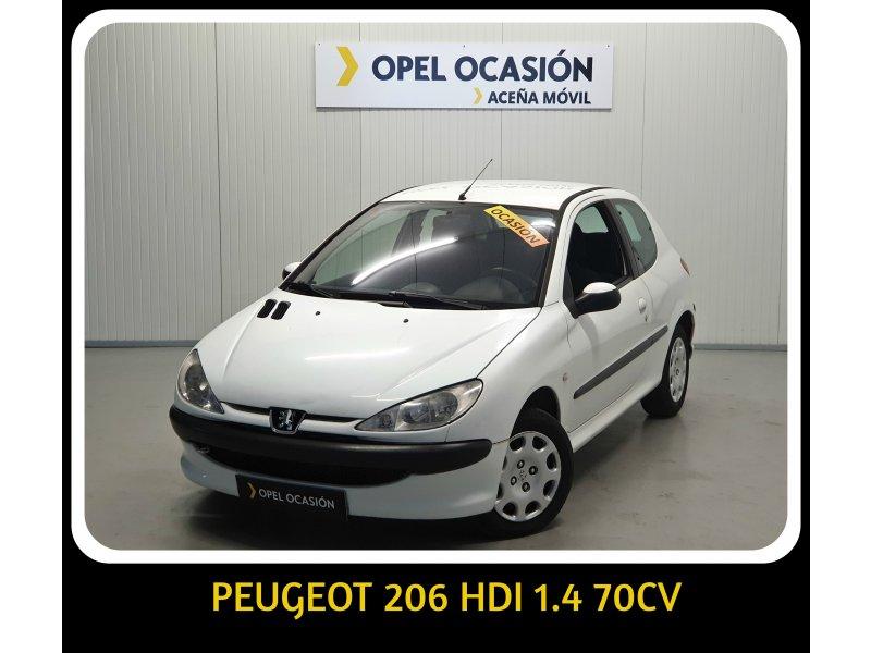 Peugeot 206 1.4 HDI X-Line