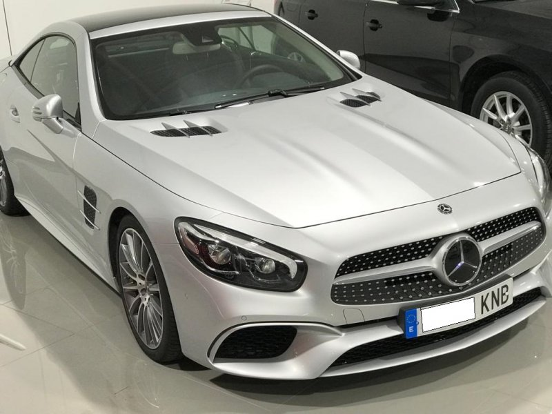 Mercedes-Benz Clase SL SL 500 -