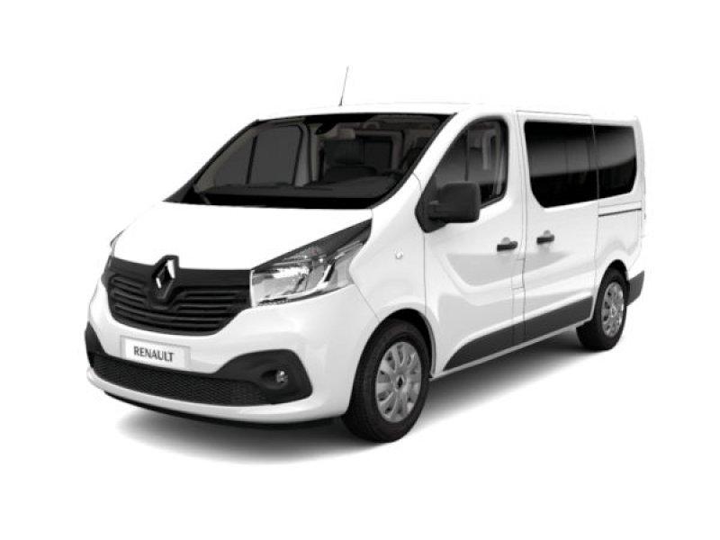 Renault Trafic En. dCi 92 kW(125 CV) E6 Passenger