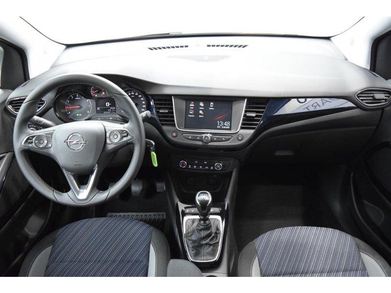 Opel Crossland X 1.2T 81kW (110CV) S/S 6 VEL. DESING LINE
