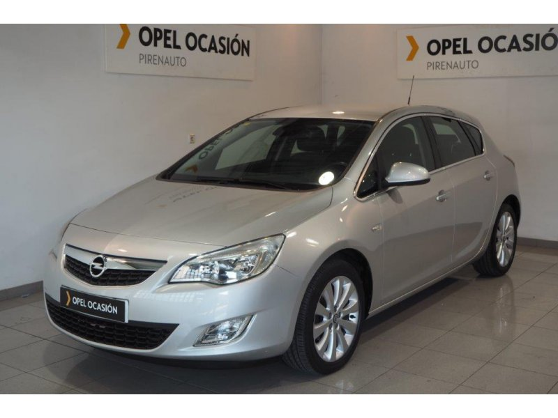 Opel Astra 1.4 Turbo EXCELENCE