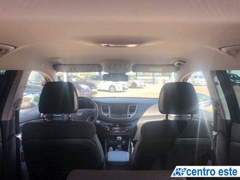 Hyundai Tucson 1.6 GDi BlueDrive 4x2 Tecno