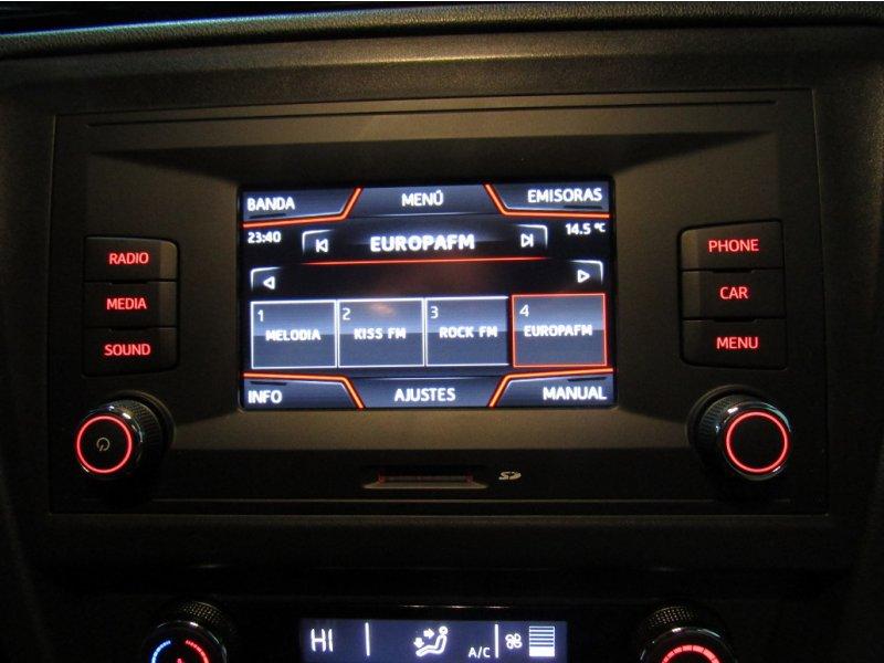 SEAT Toledo 1.6 TDI CR 85kW (115CV) STYLE ADVANCED Style Advanced