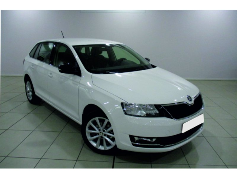 Skoda Spaceback 1.0 TSI (95cv) Spaceback Like
