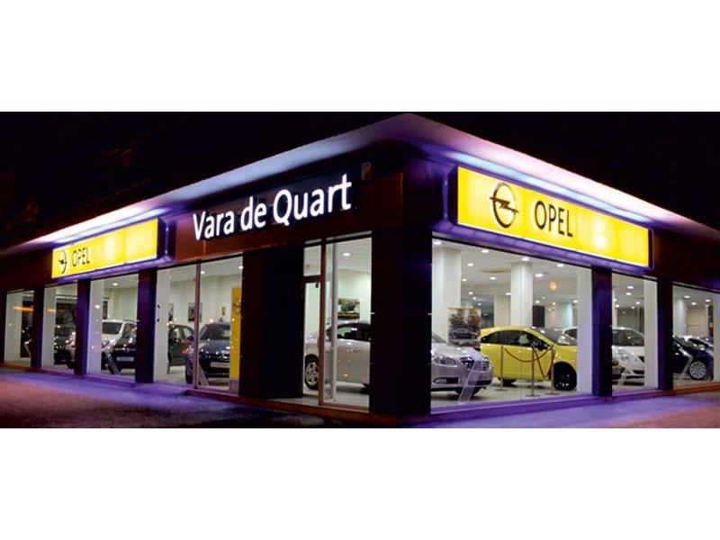 Opel Astra 1.4 125CVT DYNAMIC