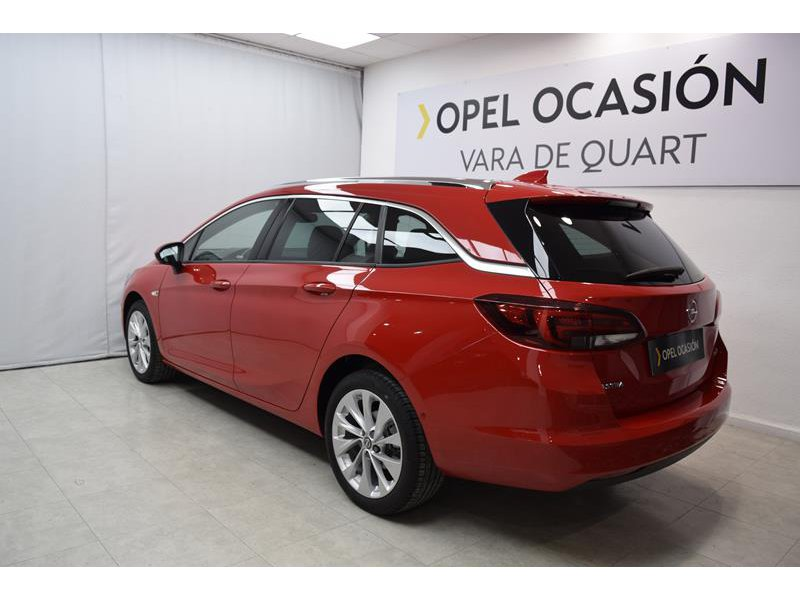 Opel Astra Sports Tourer 1.4 Turbo S/S 110kW ST Excellence
