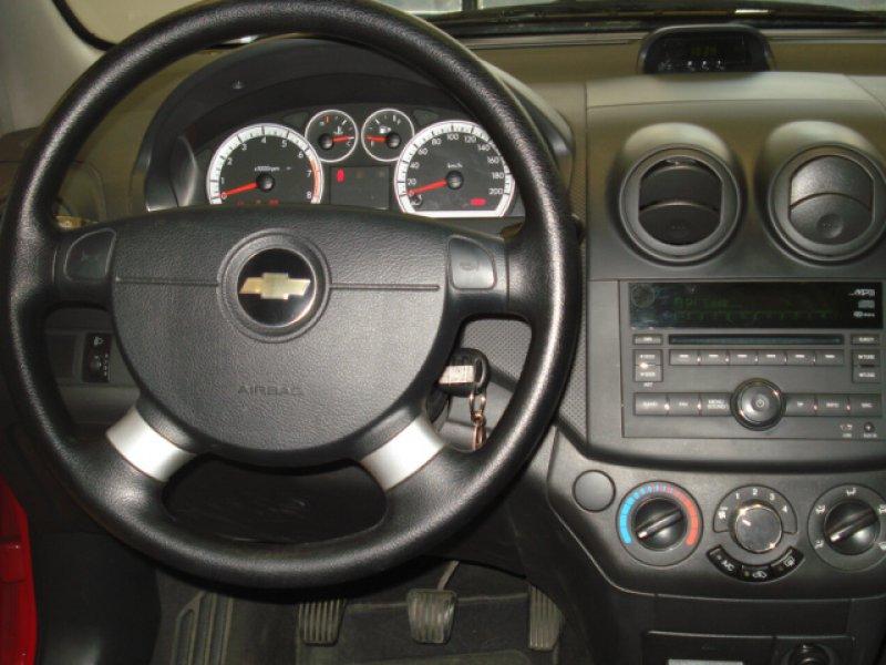 Chevrolet Aveo 1.2 16v 85 CV 4P LS