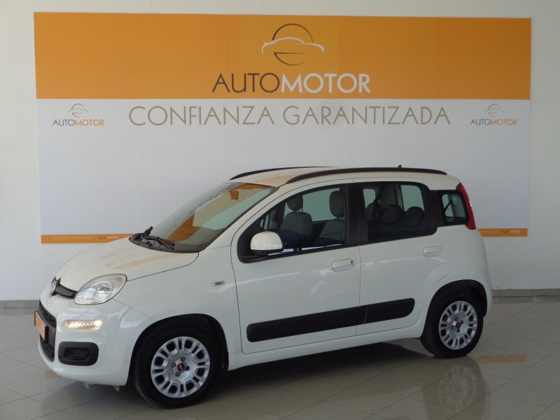 Fiat Panda 1.2 69cv EU6 - GARANTIA SIN LIMITE EASY