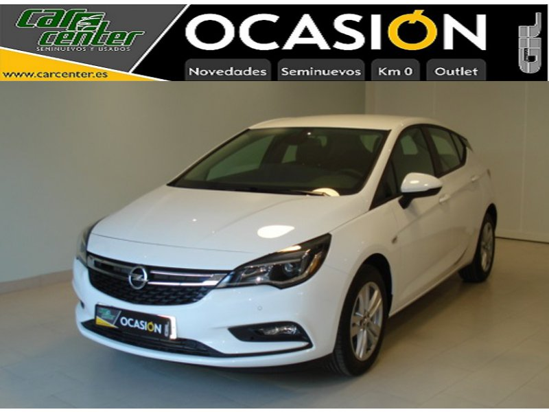 Opel Astra 1.0 Turbo S/S Selective 5P