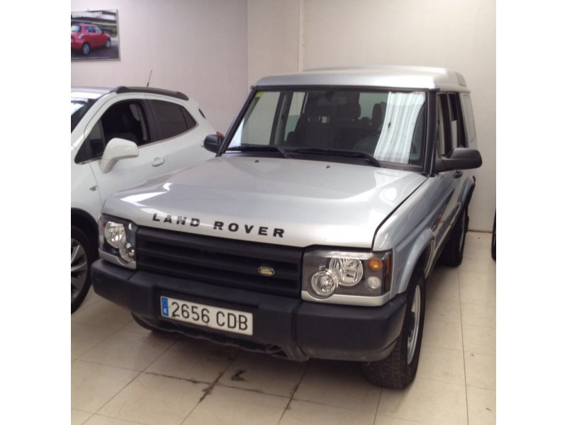 Land Rover Discovery Sport 2.5 TD5