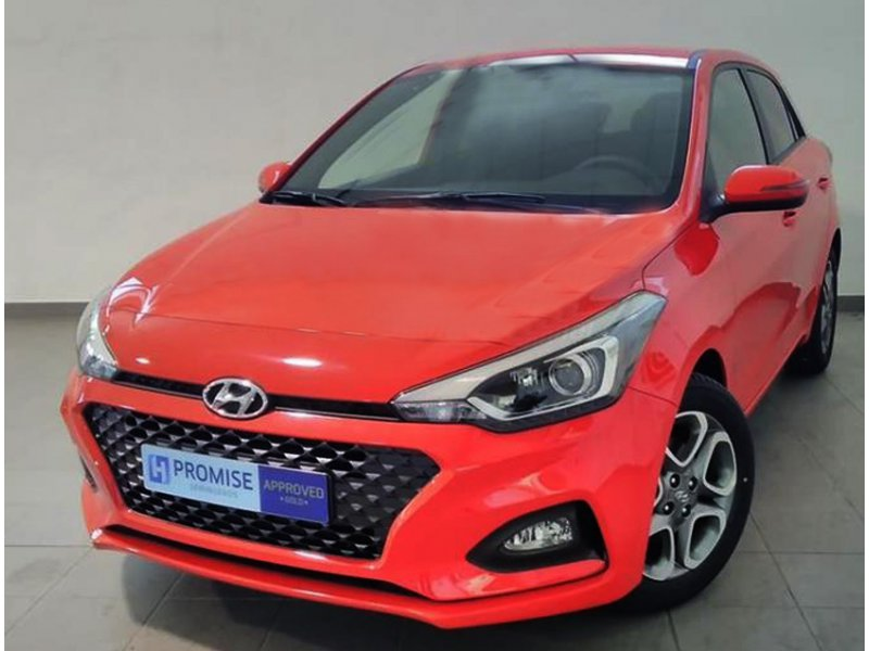 Hyundai I20 1.0 TGDI 74kW (100CV) Tecno LE