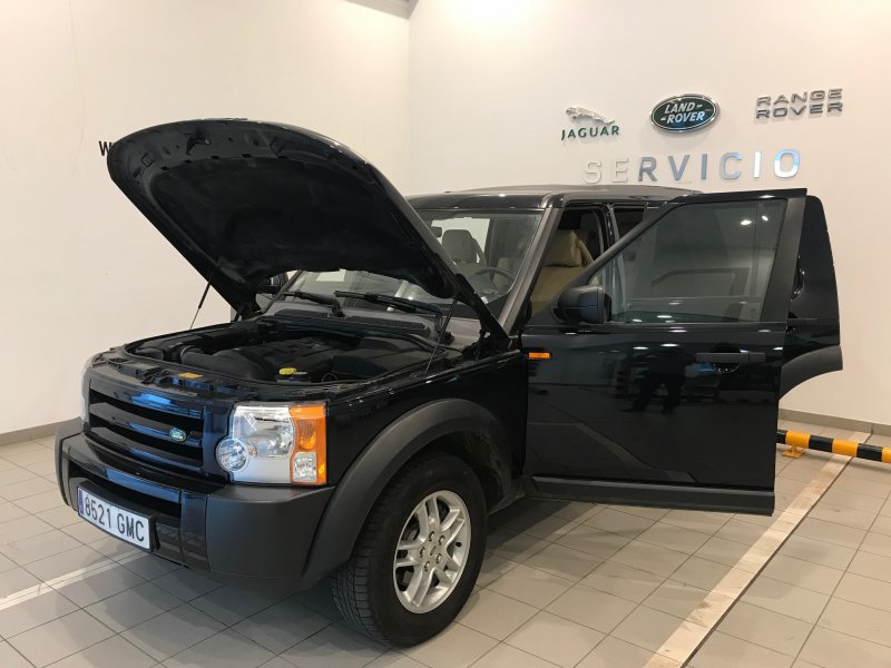 Land Rover Discovery 2.7 TDV6 S