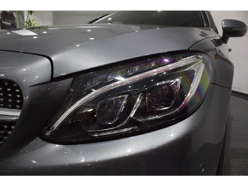 Mercedes-Benz Clase C C Coupé 300 AMG Line