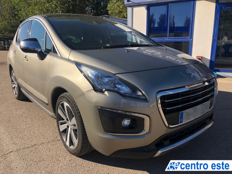 Peugeot 3008 1.6 BlueHDI 120 EAT6 Allure