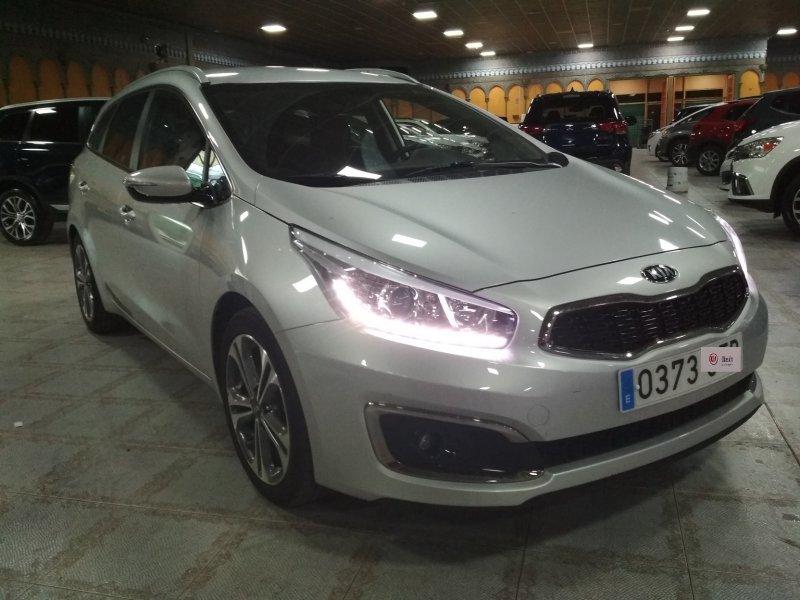 Kia ceed Sportswagon 1.6 CRDi VGT 136CV Eco-Dyn UEFA Euro2016