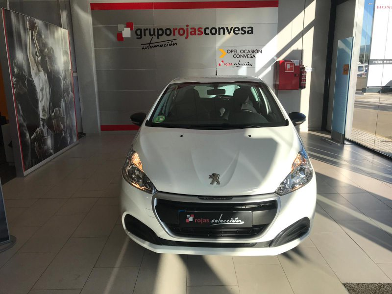 Peugeot 208 5P BUSINESS LINE 1.6 BlueHDi 75 Business Line