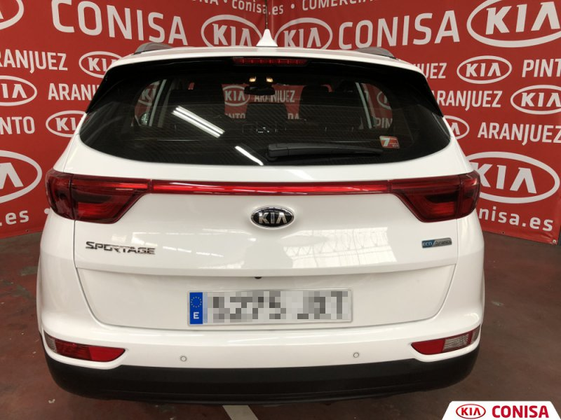 Kia Sportage 1.7 CRDi 85kW 4x2 Eco-Dynam Business