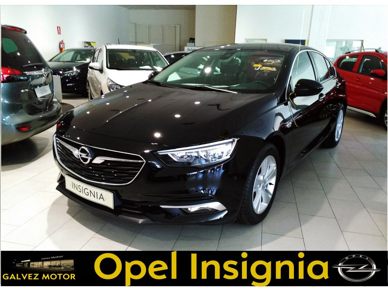 Opel Insignia GS 1.6 CDTi 100kW Turbo D Excellenc WLTP Excellence