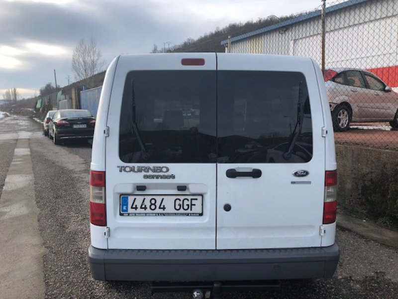Ford Transit Connect 1.8 TDCi 90cv Tourneo 230 L Freespace