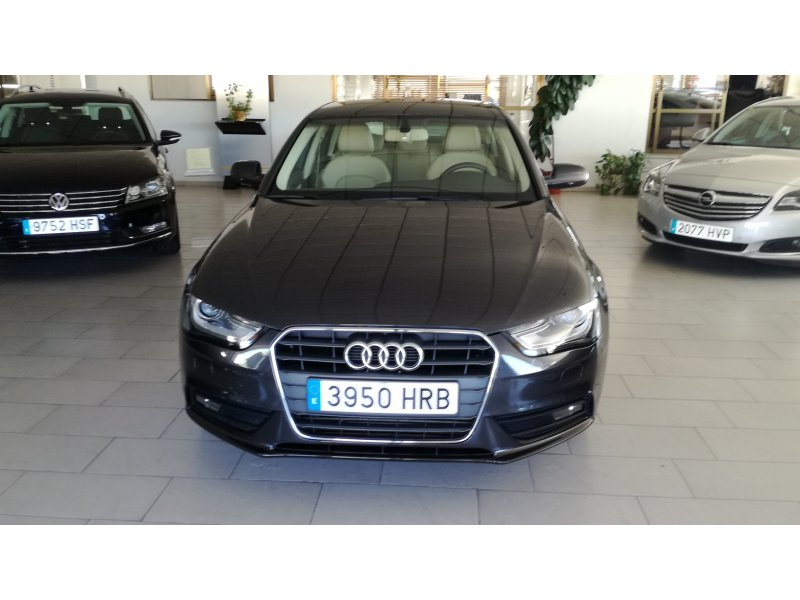 Audi A4 2.0 TDI 143cv Advanced edition